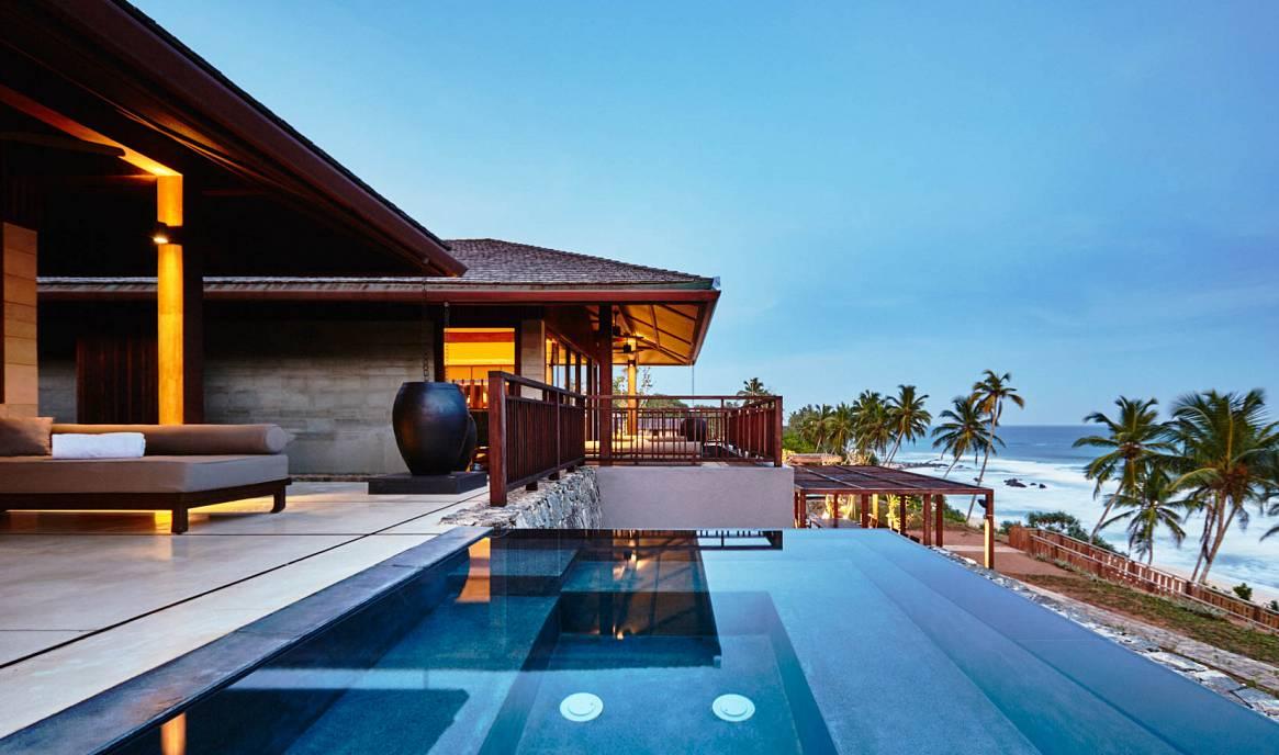 Аренда виллы на Шри Ланке