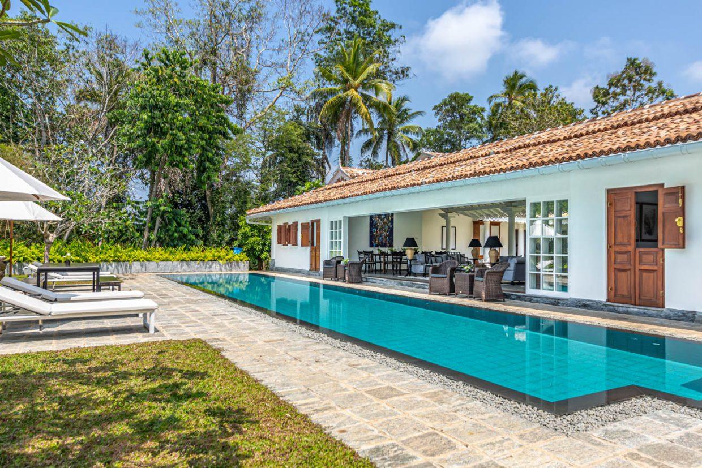 Вилла на Шри-Ланке