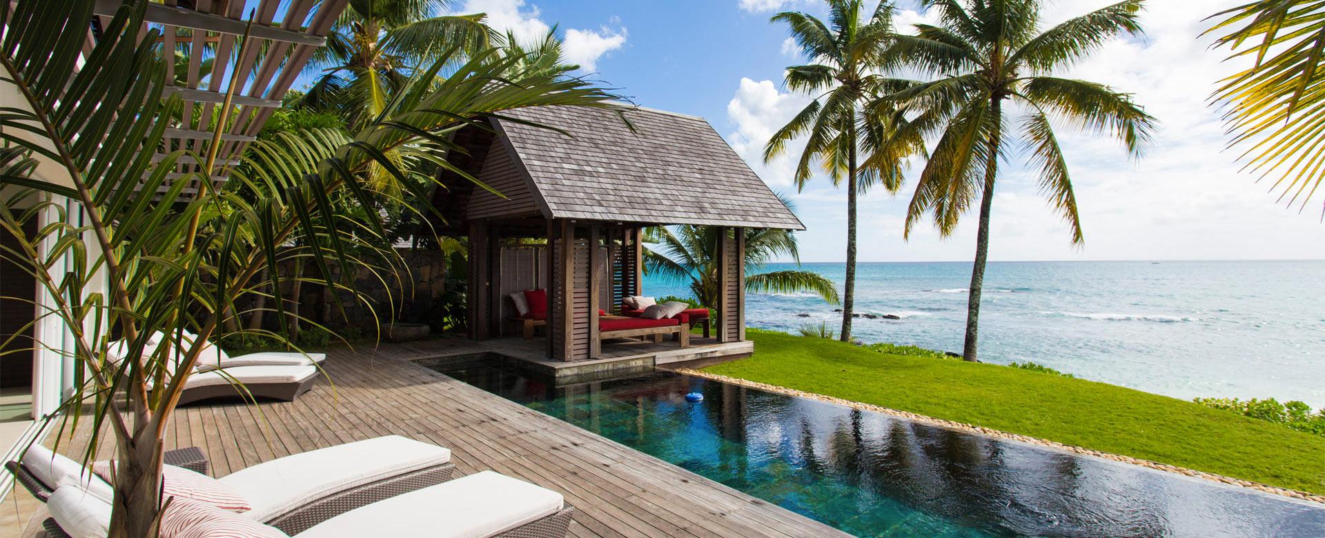 Снять виллу на Маврикии