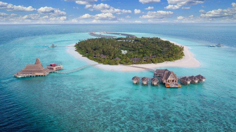 Снять виллу на Мальдивах