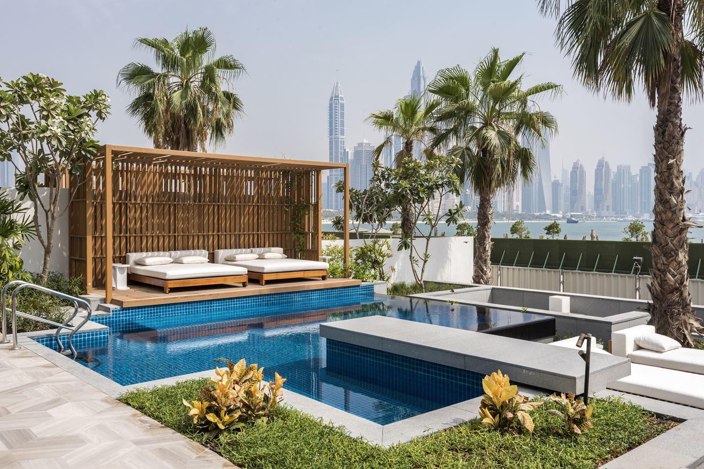 Аренда виллы в Дубай